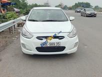 Cần bán gấp Hyundai Accent MT năm 2013, màu trắng