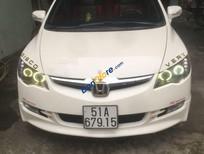 Cần bán xe Honda Civic 2.0AT năm 2008, màu trắng