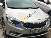 Cần bán gấp Kia K3 1.6 AT sản xuất 2014, màu bạc