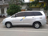 Bán Toyota Innova MT đời 2008, màu bạc