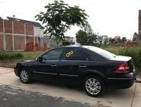 Bán ô tô Ford Mondeo 2.5L năm sản xuất 2004, màu đen, nhập khẩu