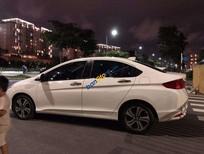 Xe Honda City AT sản xuất 2014, màu trắng
