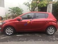 Xe Hyundai i20 năm sản xuất 2013, màu đỏ, nhập khẩu nguyên chiếc giá cạnh tranh