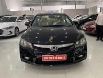 Cần bán Honda Civic 2.0AT sản xuất 2009, màu đen, giá 365tr