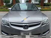 Cần bán xe Honda Civic sản xuất năm 2009, màu xám ít sử dụng, giá 340tr