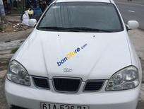 Cần bán gấp Daewoo Lacetti năm 2005, màu trắng chính chủ, giá 148tr