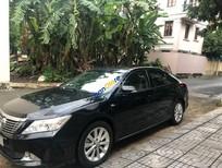 Cần bán Toyota Camry 2.5G năm sản xuất 2012, màu đen
