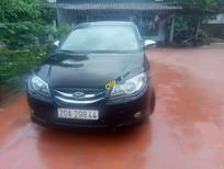 Cần bán xe Hyundai Avante năm sản xuất 2014, màu đen