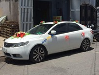 Cần bán Kia Forte sản xuất 2013, màu trắng, xe nhập