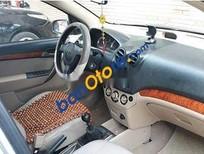 Cần bán xe Daewoo Gentra đời 2011, màu bạc