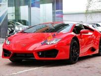 Bán ô tô Lamborghini Huracan sản xuất 2015, màu đỏ, xe nhập