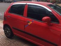 Cần bán lại xe Chevrolet Spark Van sản xuất năm 2015, màu đỏ