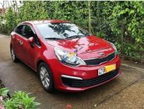 Cần bán Kia Rio năm sản xuất 2015, màu đỏ, nhập khẩu nguyên chiếc đẹp như mới, giá 335tr