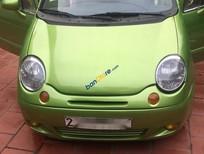 Cần bán Daewoo Matiz năm sản xuất 2006, màu xanh lục số sàn