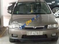 Xe Mazda 323 sản xuất 2000, màu nâu, nhập khẩu
