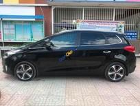 Cần bán Kia Rondo năm 2015, màu đen, giá chỉ 495 triệu