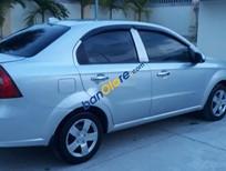 Cần bán Chevrolet Aveo sản xuất năm 2011, màu bạc, 200 triệu