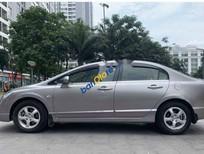 Cần bán lại xe Honda Civic 1.8 AT năm sản xuất 2009, màu xám
