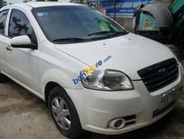 Cần bán Chevrolet Aveo sản xuất 2008, màu trắng, 132tr