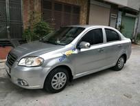 Bán Daewoo Gentra năm sản xuất 2007, màu bạc, nhập khẩu