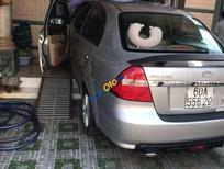 Cần bán Daewoo Gentra sản xuất 2010, màu bạc, nhập khẩu