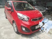 Bán Kia Morning sản xuất 2011, màu đỏ, xe nhập chính chủ, giá tốt