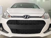 Bán xe Hyundai Grand i10 sản xuất năm 2019, màu trắng giá cạnh tranh