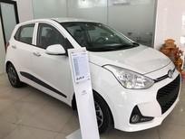 Bán Hyundai Grand i10 sản xuất 2020, màu trắng giá cạnh tranh