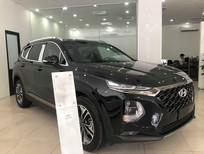 Bán Hyundai Santa Fe sản xuất năm 2019, màu đen