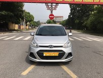 Bán ô tô Hyundai Grand i10 1.2MT 2015, màu bạc, xe nhập, giá tốt