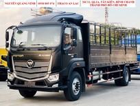 Bán xe tải Thaco - Auman C160.E4 - tải trọng 9 tấn - thùng dài 7,4 mét - hỗ trợ trả góp