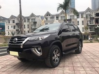 Cần bán Toyota Fortuner 2.7V (4x2) model 2018, màu đen