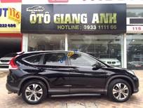 Cần bán xe Honda CR V 2.4 sản xuất năm 2013, màu đen chính chủ