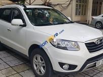 Bán Hyundai Santa Fe năm sản xuất 2011, màu trắng, xe nhập