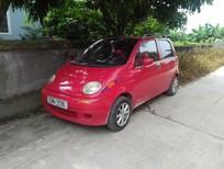 Bán xe Daewoo Matiz năm sản xuất 2001, màu đỏ