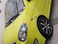 Cần bán xe Kia Morning năm sản xuất 2011, màu vàng, 260tr