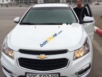 Xe Chevrolet Cruze năm sản xuất 2017, màu trắng, nhập khẩu