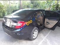 Xe Honda Civic 1.8 AT sản xuất 2012, màu đen, 450 triệu