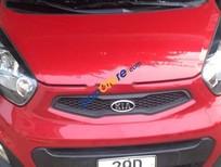 Cần bán Kia Morning Van năm sản xuất 2011, màu đỏ, nhập khẩu
