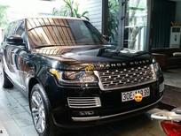 Bán LandRover Range Rover LWB Autobiography 5.0 năm 2014, màu đen, xe nhập