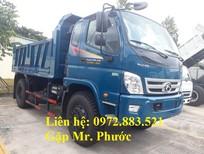 Bán xe ben 8 tấn 2 cầu của Thaco