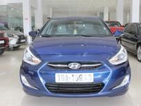 Bán xe Hyundai Accent 2015, màu xanh lam, nhập khẩu nguyên chiếc, giá chỉ 445 triệu