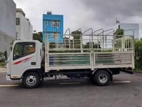 Cần bán xe tải JAC 1T99 đầu vuông thùng dài 4m3, động cơ Isuzu, trả trước 100tr nhận xe ngay