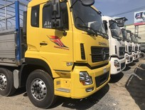 Bán xe tải thùng Dongfeng Hoàng Huy 4 chân 17.9 tấn - tiết kiệm và bền bỉ nhất thị trường trong phân khúc xe tải thùng 4 chân