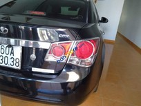 Xe Daewoo Lacetti CDX sản xuất năm 2009, màu đen