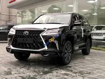 Bán xe Lexus LX 570 Super Sport năm 2019, màu đen, nhập khẩu nguyên chiếc