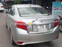 Bán Toyota Vios E đời 2017, màu bạc số sàn
