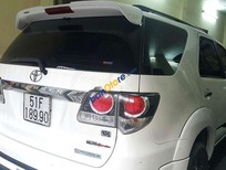 Bán xe Toyota Fortuner 2.7V TRD Sportivo năm sản xuất 2015, màu trắng chính chủ