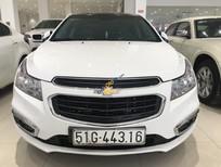 Cần bán Chevrolet Cruze LT năm sản xuất 2017, màu trắng