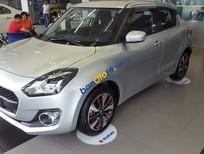 Bán Suzuki Swift GLX năm sản xuất 2019, màu bạc, nhập khẩu nguyên chiếc